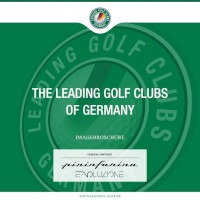Leading Golf Clubs of Germany - Imagebroschüre 2019